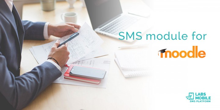 Article Modulo SMS for MOODLE