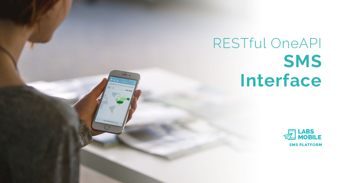 Article RESTful OneAPI SMS Interface
