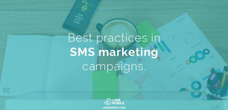 buenas practicas sms marketing en