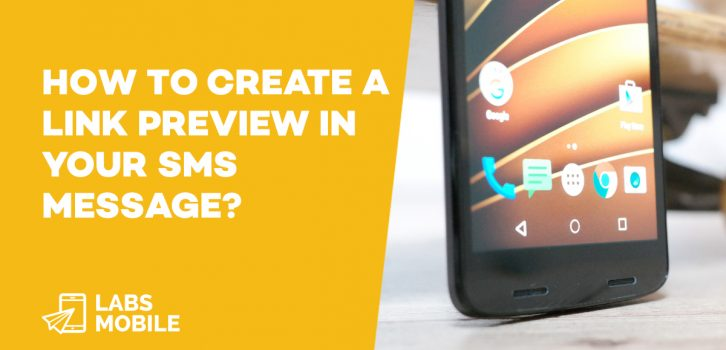 How to create a link preview in your SMS message?