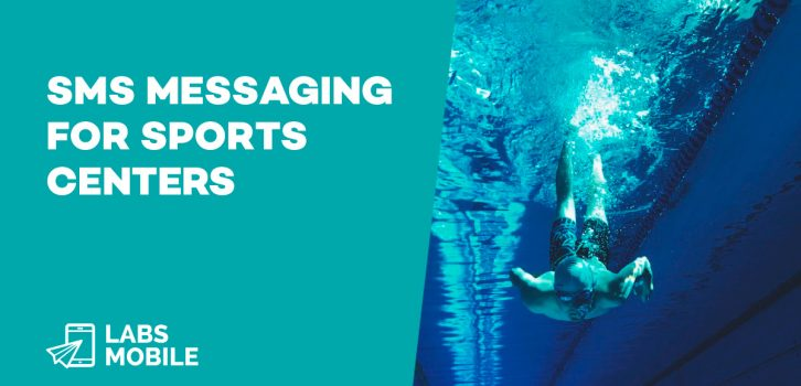 sms messaging for sports centers