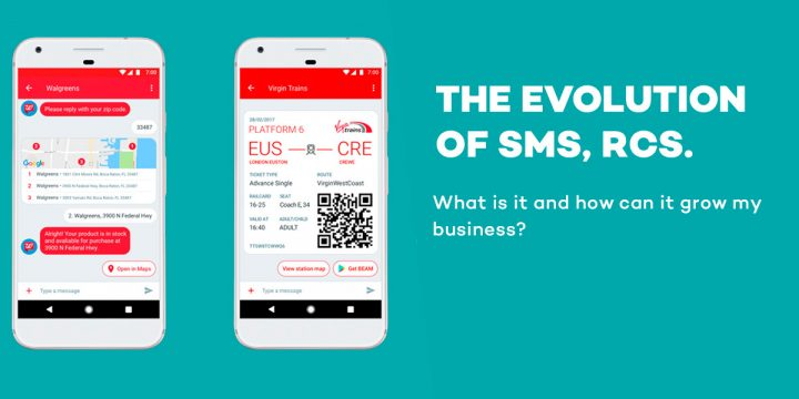 The evolution of SMS