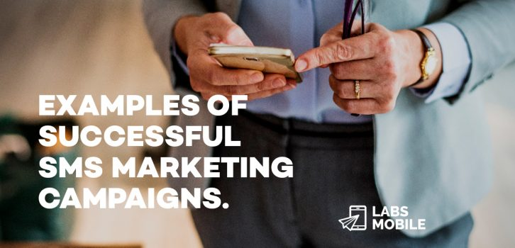 examples SMS Campaign