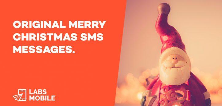 Original sms Christmas messages