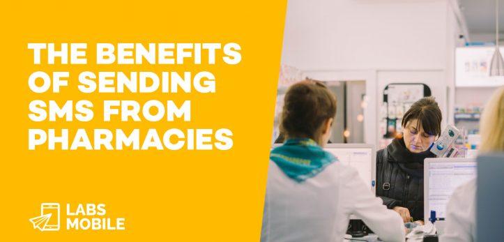 Benefits SMS Pharmacies