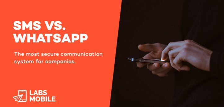 SMS VS Whatsapp