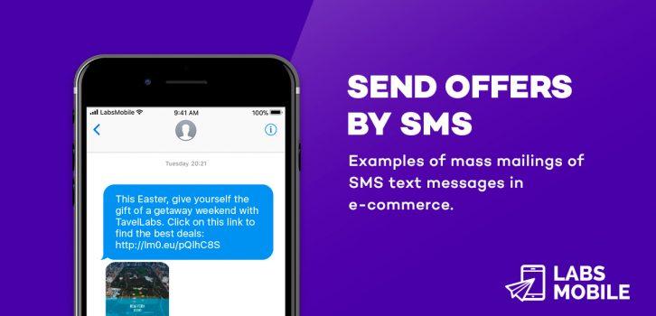 send ofert sms