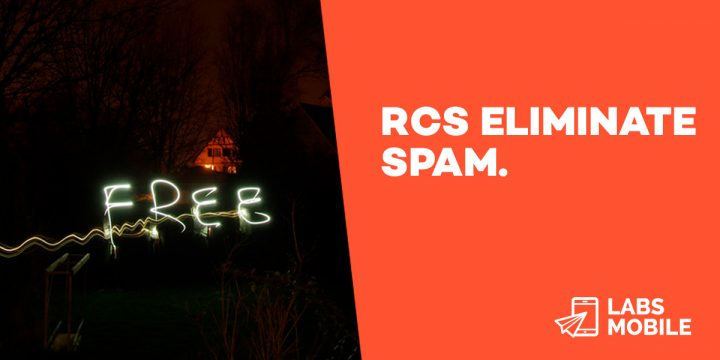 RCS eliminate SPAM