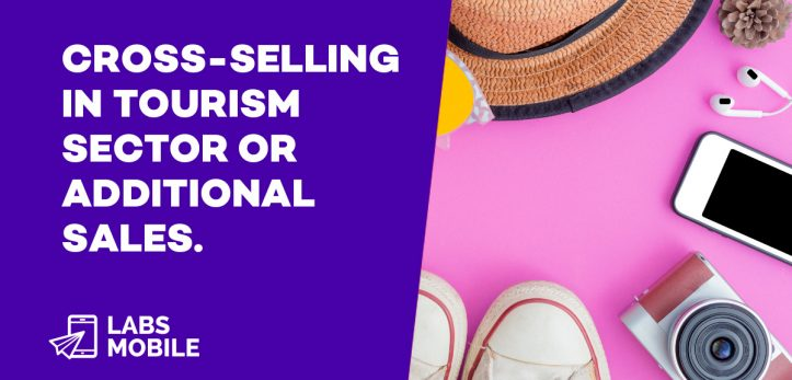 Cross selling in tourism SMS