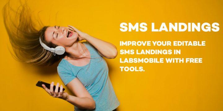 SMS Landings improve