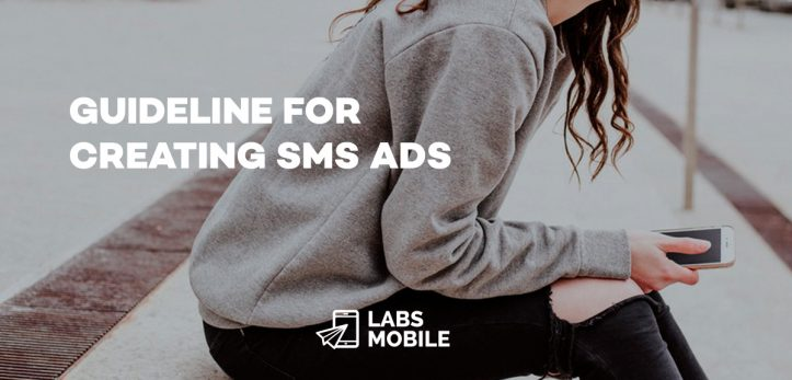 Guideline for creating SMS Ads