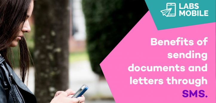 Benefits of sending documents in SMS