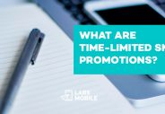Time Limited SMS Promotions