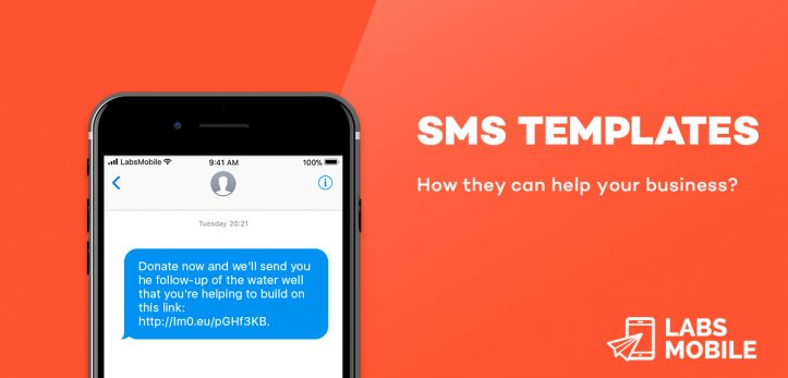 sms templates