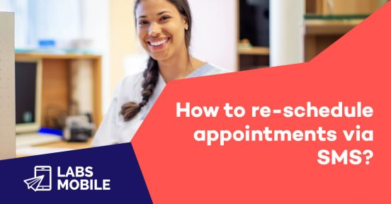 How to re schedule appointments via SMS