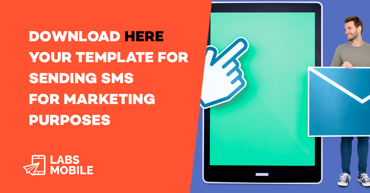 Download here your template SMS