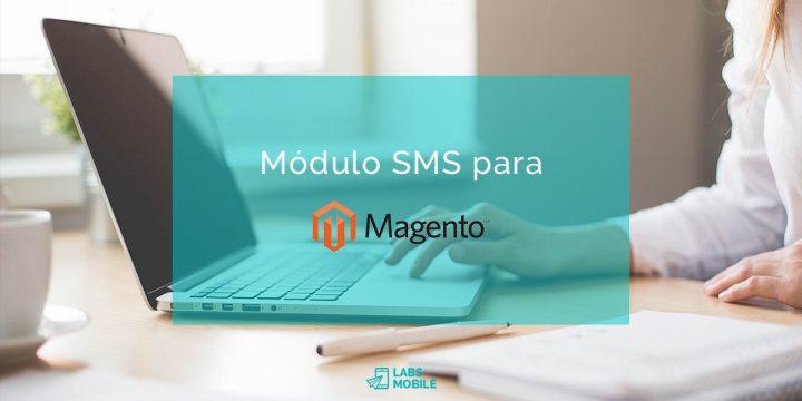 Modulo SMS para MAGENTO