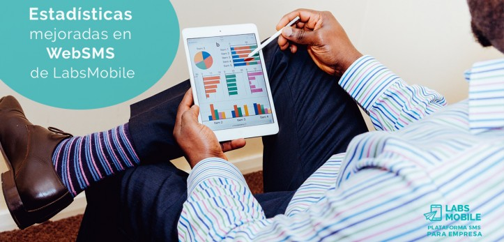 WebSMS el Nuevo módulo de estadísticas