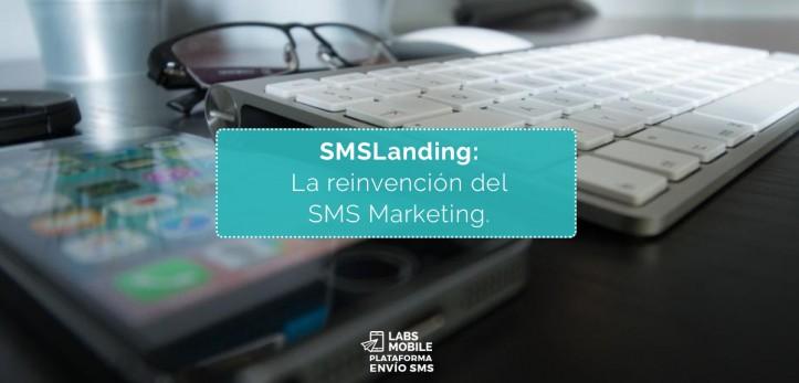 LABSMOBILE sms landing es