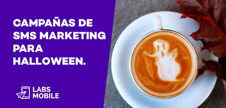 SMS Marketing Halloween