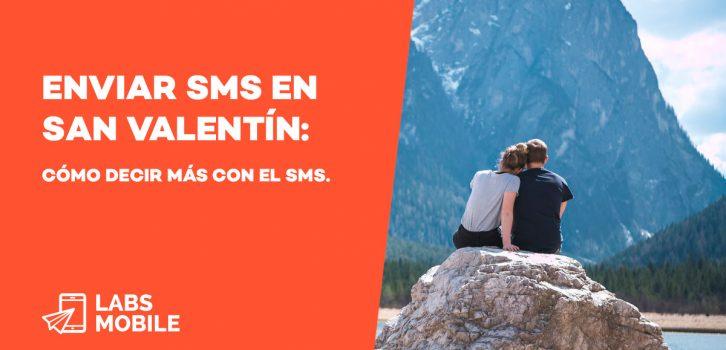 SMS San Valentín