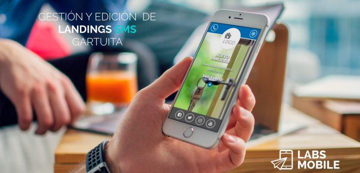 SMS Landing 1