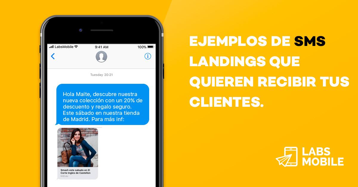 Envía Campaña SMS