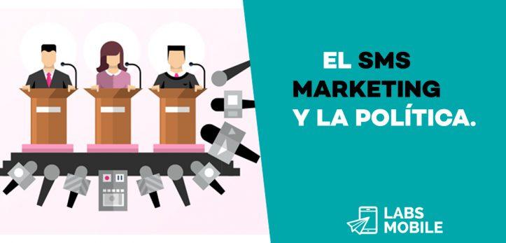 El sms marketing y la política