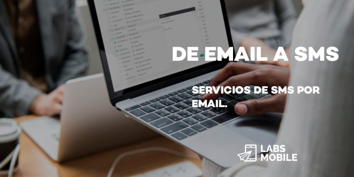 Email a sms