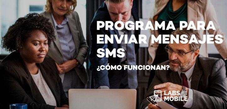 Programa enviar SMS
