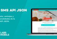 SMS API JSON