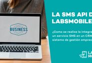 SMS API LabsMobile