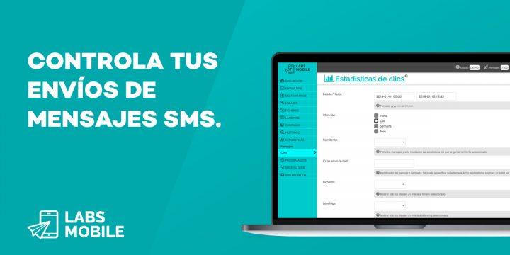 Controla tus SMS
