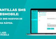 Plantillas SMS LabsMobile