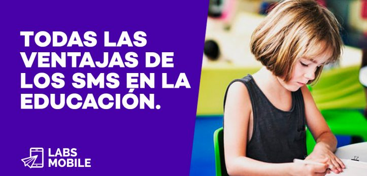SMS escuelas