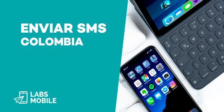 Enviar SMS Colombia