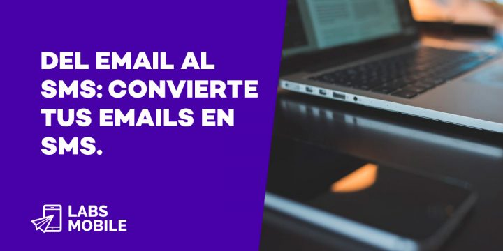 Del Email al SMS