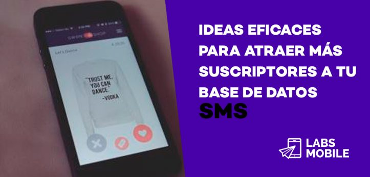 Ideas eficaces base de datos