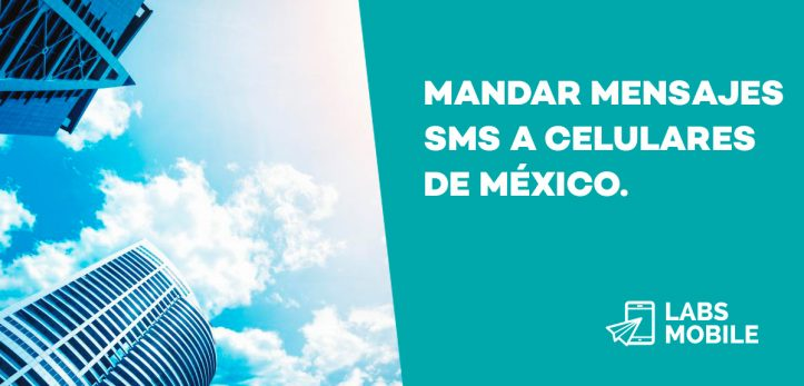 mandar mensajes SMS México