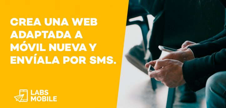 web adaptada a movil