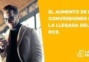 aumento conversiones RCS