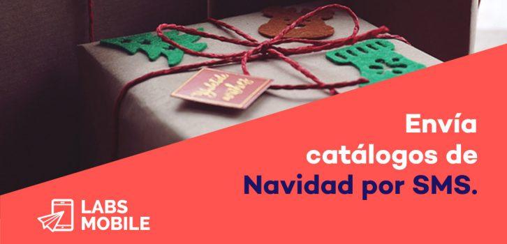 Catálogos SMS Navidad