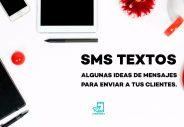 SMS TEXTOS