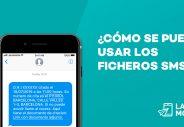 ficheros sms