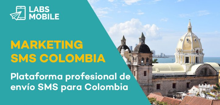 Marketing SMS Colombia Plataforma